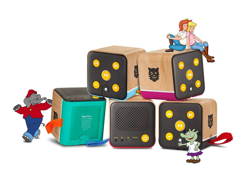 Boîte à sons pour les enfants
